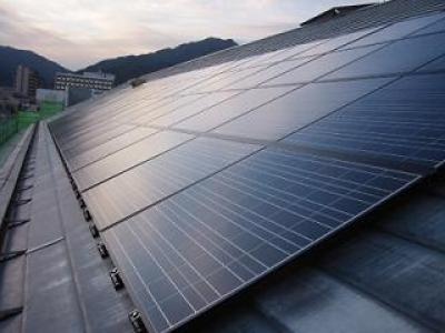 【太陽光発電】南信州おひさま発電所